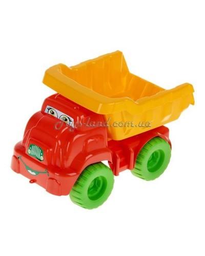 "Машина ""Смайлик"", арт. 013575, Фламинго (Долони)"