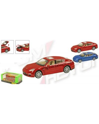 """Машина металл 68245A  """"АВТОПРОМ"""", батар., свет, звук, откр.двери, капот, багаж., в кор. 24,5*12,5*"""