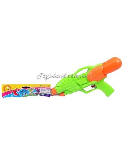 Водный пистолет 1205  в пакете 30*15*5см