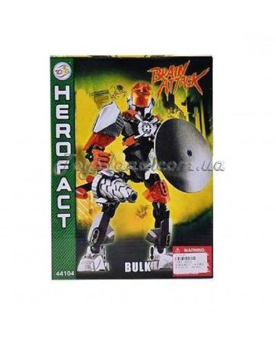 """Конструктор HERO FACTORY 44104 (T4801)  """"Балк"""", в собр.коробке 26*19*4,5см"""