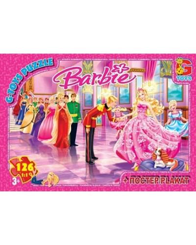 """Пазлы """"Barbie"""", 126 ел"""