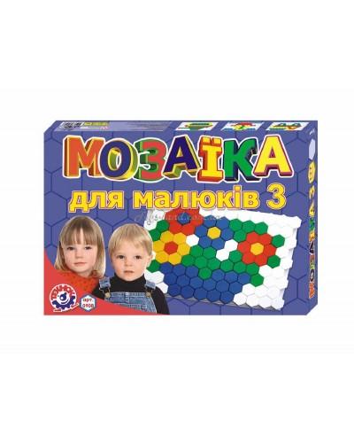 Мозаика для малышей 3 (127 дет.), арт. 0908, ТехноК