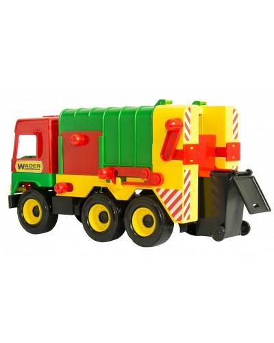 """Middle truck"" мусоровоз"