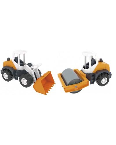 "Авто ""Tech Truck"" в коробке, 2 модели"