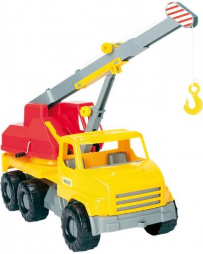 "Авто ""City Truck"" кран в коробке"