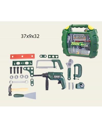 Набор инструментов T226(G)  в чемодане 37*9*32см