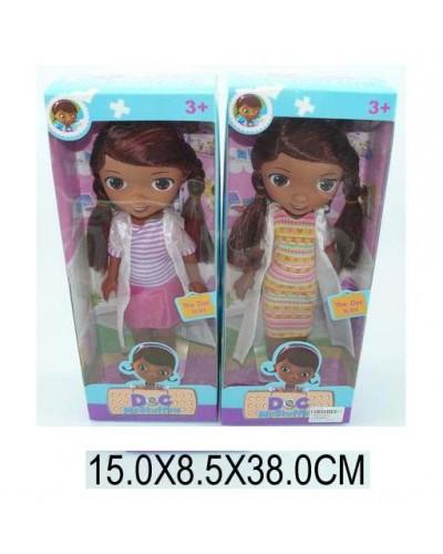 """Кукла """"Doc MC Stuffins"""" D143 (1186606)  2 вида, в кор. 15*9*38см"""