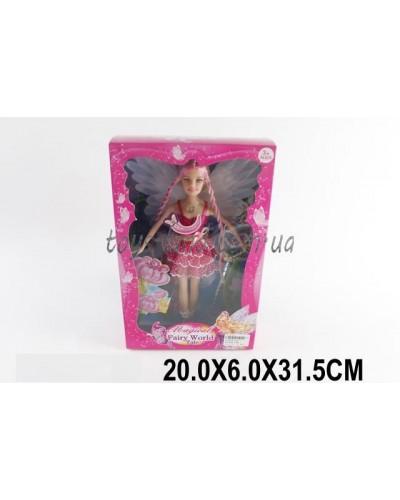"""Кукла """"Ангел"""" S58 (1506930) с крыльями,свет,в коробке 20*6*31,5см"""