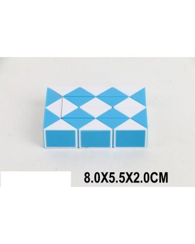 Логика-змейка 6615 (1582342) в пакете 8*5,5*2см