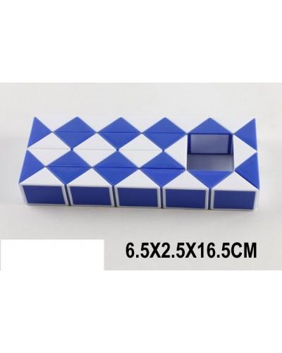 Логика-змейка 8005-2 в пакете 6,5*2,5*16,5см