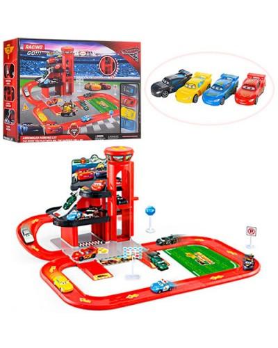 """Паркинг """"CARS 3"""" 6339 в коробке 51,5*35,8*11см"""