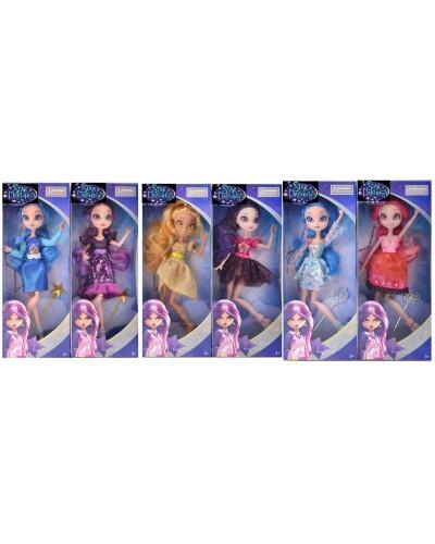 """Кукла """"Star Darlings"""" BLD091-1/2/3 6 видов, шарнир в кор. 31*12*5,5см"""