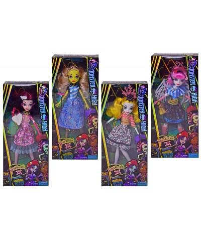 """Кукла """"Monster High""""Shriek Wrecked"""" MH9361 4 вида, в кор.14,5*5*32см"""