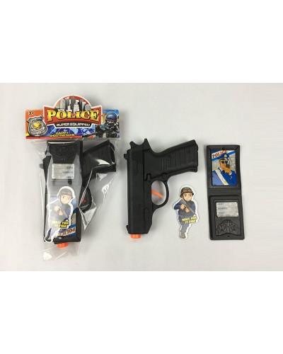 Полицейский набор 501-31 в пакете