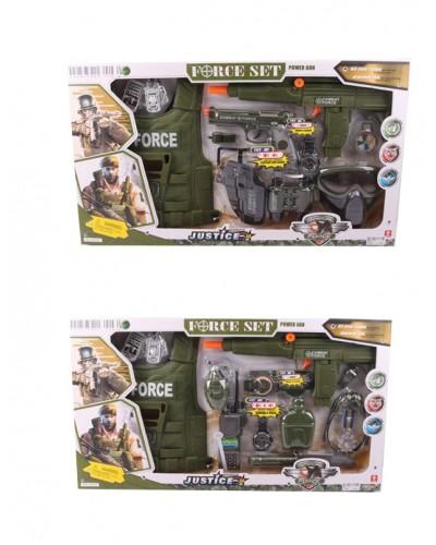 Военный набор 34280/300, 2 вида, в кор 66*38*6 см