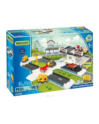 """Kid Cars 3D"" - аеропорт"
