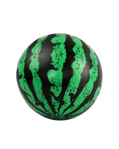 "Мяч 6"" BT-PB-0001 арбуз 45г сетка /300/"