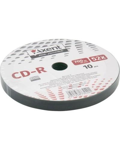CD-R 700MB/80min 52X, bulk-10 продажа уп, в упаковке 10шт