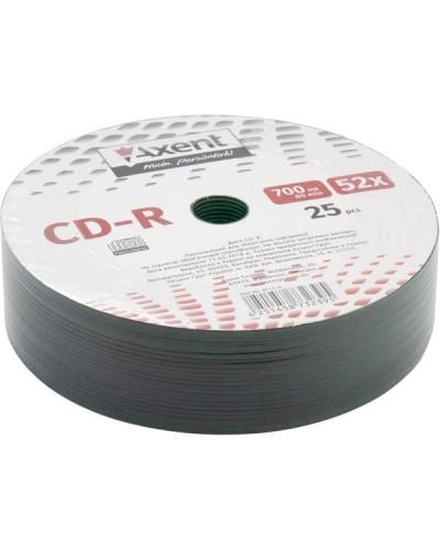 CD-R 700MB/80min 52X, bulk-25 продажа уп, в уп 25шт