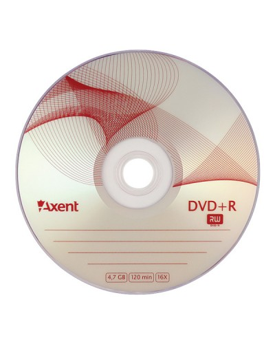DVD+R 4,7GB/120min 16X, bulk-100 продажа уп, в уп 100 шт
