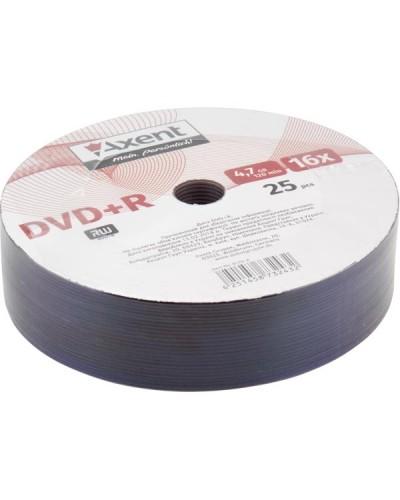 DVD+R 4,7GB/120min 16X, bulk-25 продажа уп, в уп 25 шт