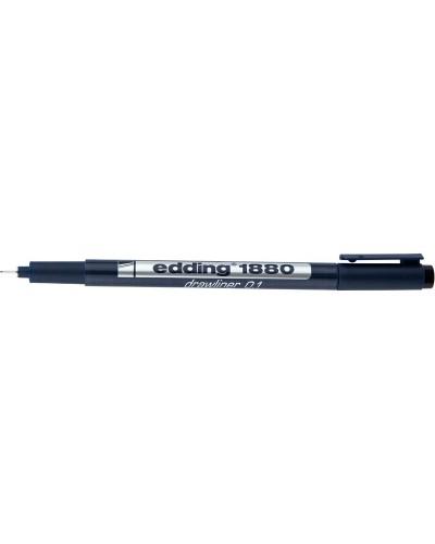 Лінер для креслення e-1880 drawliner, 0.1 (0,25мм)