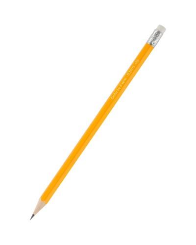 Олівець графітний з гумкою, НВ, 144 шт.