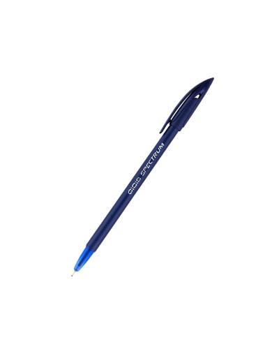 Ручка кулькова Spectrum, синя продажа уп 50 шт, цена за штуку