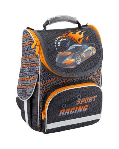 Рюкзак шкільний каркасний 501 Sport racing