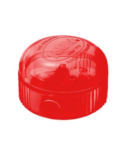 Точилка з конт. 210K Ice пласт. червона (п-г 1 шт)