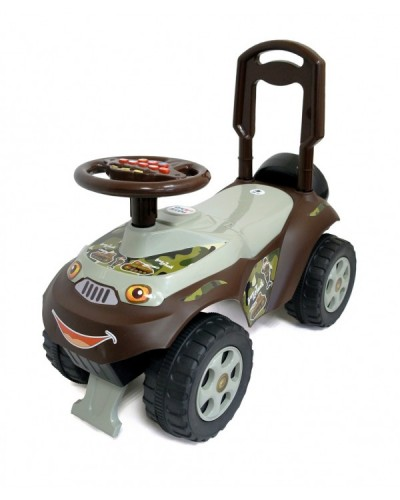 "Іграшка дитяча для катання ""Машинка"" музична 0142/14UA"