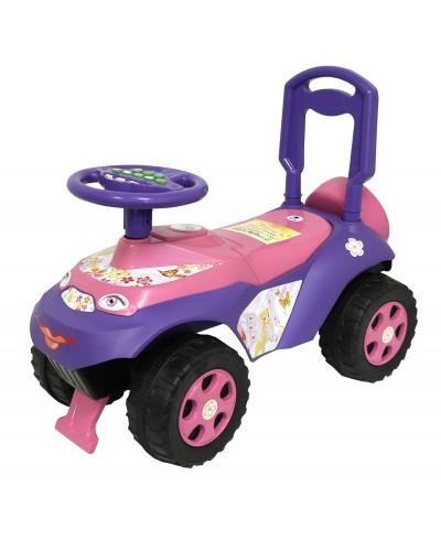 """Іграшка дитяча для катання """"Машинка"""" музична 0142/03RU"""