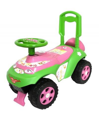 "Іграшка дитяча для катання ""Машинка"" музична 0142/08UA"
