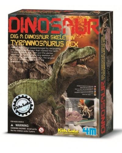 Тироназавр. Археологічні розкопки динозаврів.арт 00-03221