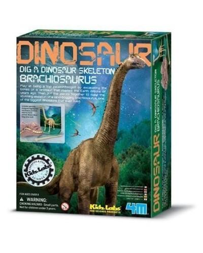 Брахіозавр. Археологічні розкопки динозаврів.арт 00-03237