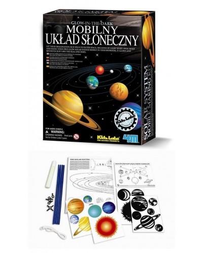 Мобіль сонячної системи. Дитяча лабораторія. Арт 00-03225