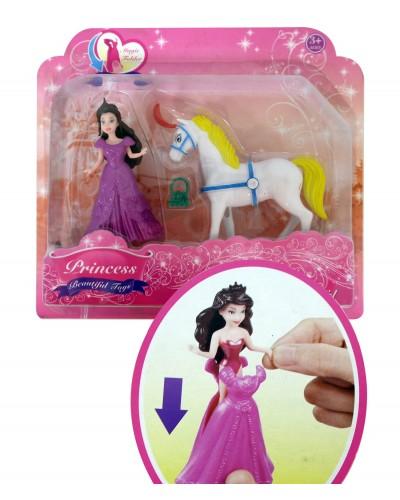 Герои мультфильмов на планшетке Princess