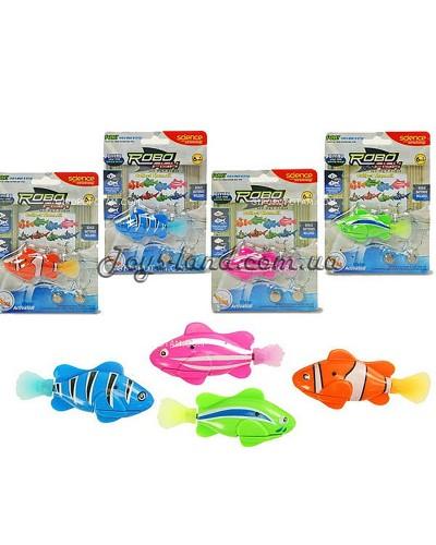 """Водоплавающие игрушки """"Микс"""" (4 вида), арт. 8888-1"""