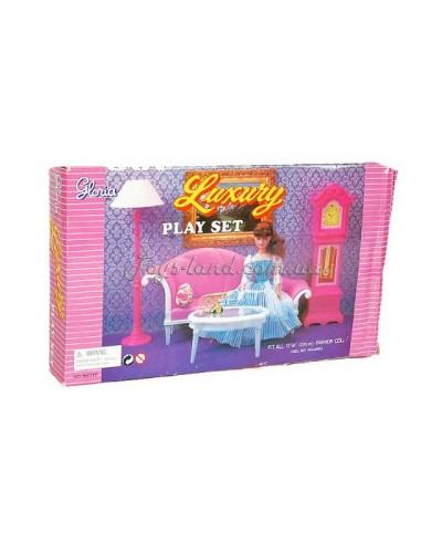 "Мебель ""Gloria"" 96010 в кор. 32*19*5см"