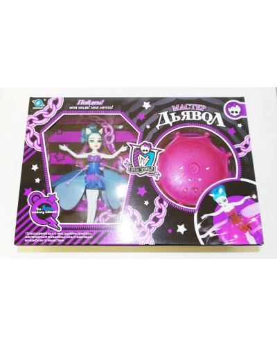 Летающая ФЕЯ QY66-R03D Monster High, в коробке 36*25*11см