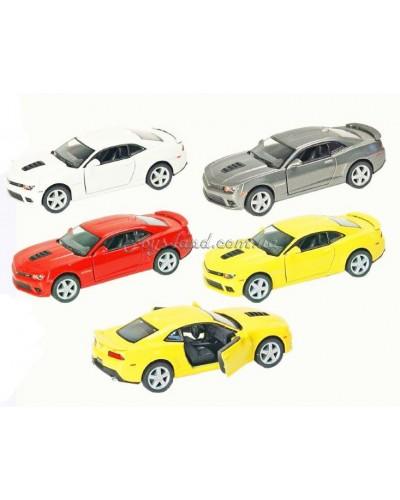 "Машина металл ""KINSMART"" ""Chevrolet Camaro"" в кор. 16*8,5*7см"