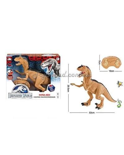 Динозавр на батарейках, арт. 6122