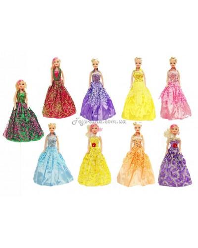 """Кукла типа """"Барби"""" 8831 """"Красивая девушка"""" 8 видов,в пакете 28см"""
