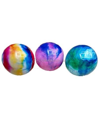 Мяч резиновый (ассорти), D 15 см, арт. 3034