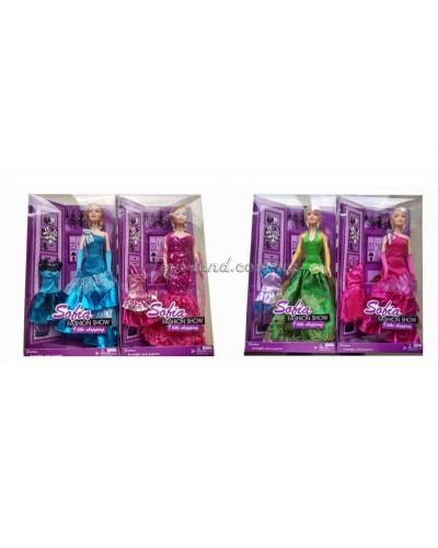 """Кукла типа """"Барби""""  арт. 7720"""