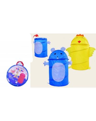 Корзина для игрушек GFP (2 вида), арт. 092/080