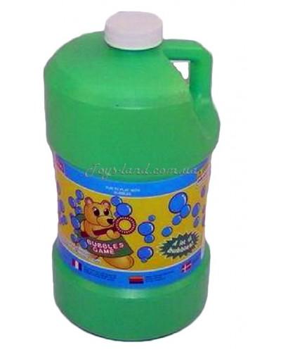 Наполнитель для мыльных пузырей 11,5*11,5*22см