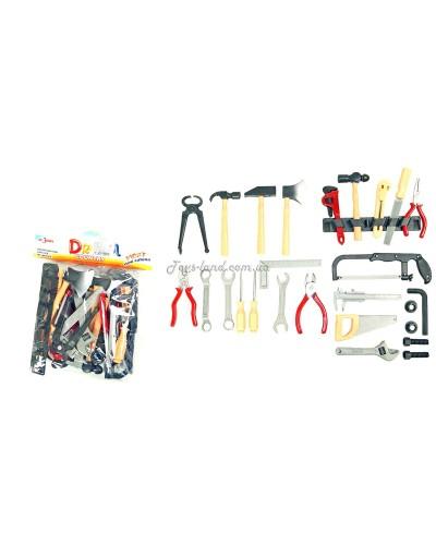 Набор инструментов, 27 предметов, ключи, отвертки, арт. 8968-1