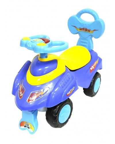 Автомобиль для прогулок толокар 021A*120