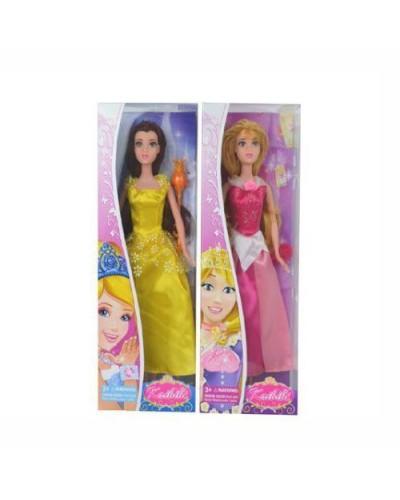 Кукла 29 см BLD043 принцесса 2в.кор.11,5*6*32,2